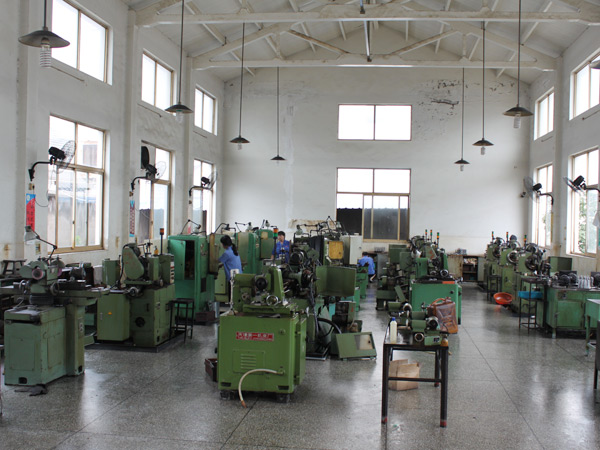 Milling workshop